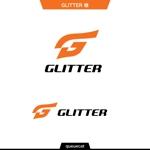queuecatさんの新規法人設立「GLITTER」のロゴへの提案