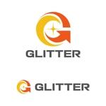 MacMagicianさんの新規法人設立「GLITTER」のロゴへの提案