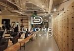 ALTAGRAPHさんのフィットネスクラブ「DUORE sports」のロゴ、フォントデザイン募集!への提案