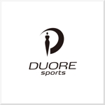 d-o2さんのフィットネスクラブ「DUORE sports」のロゴ、フォントデザイン募集!への提案