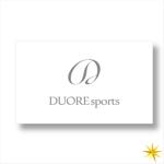 shyoさんのフィットネスクラブ「DUORE sports」のロゴ、フォントデザイン募集!への提案