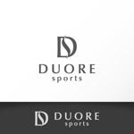 katachidesignさんのフィットネスクラブ「DUORE sports」のロゴ、フォントデザイン募集!への提案