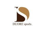 lotoさんのフィットネスクラブ「DUORE sports」のロゴ、フォントデザイン募集!への提案