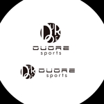 syotagotoさんのフィットネスクラブ「DUORE sports」のロゴ、フォントデザイン募集!への提案