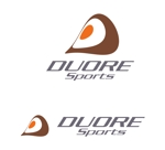 MacMagicianさんのフィットネスクラブ「DUORE sports」のロゴ、フォントデザイン募集!への提案