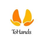 masat713さんの産業医派遣サービスToHandsのロゴへの提案