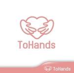 hiko-kzさんの産業医派遣サービスToHandsのロゴへの提案