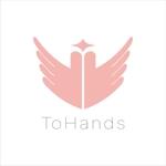 I-I_yasuharaさんの産業医派遣サービスToHandsのロゴへの提案