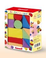 horimiyakoさんのベビー向けおもちゃのパッケージデザインへの提案