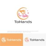 drkigawaさんの産業医派遣サービスToHandsのロゴへの提案