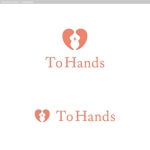 cambelworksさんの産業医派遣サービスToHandsのロゴへの提案