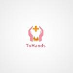 kimierさんの産業医派遣サービスToHandsのロゴへの提案