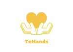 tora_09さんの産業医派遣サービスToHandsのロゴへの提案