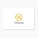 chapterzenさんの産業医派遣サービスToHandsのロゴへの提案
