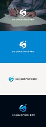 tanaka10さんの税理士事務所のロゴ作成への提案
