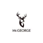 sirouさんの中年向けメンズアパレルECサイト「Mr. GEORGE/ミスタージョージ」のロゴへの提案