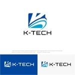 drkigawaさんの株式会社K-TECHシンボルマークロゴの依頼への提案