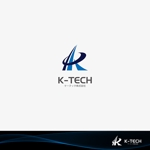 Yusuke1402さんの株式会社K-TECHシンボルマークロゴの依頼への提案