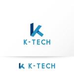 katachidesignさんの株式会社K-TECHシンボルマークロゴの依頼への提案