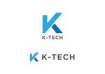 bowieさんの株式会社K-TECHシンボルマークロゴの依頼への提案