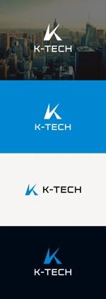 tanaka10さんの株式会社K-TECHシンボルマークロゴの依頼への提案