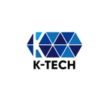 wawamaeさんの株式会社K-TECHシンボルマークロゴの依頼への提案