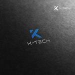 doremidesignさんの株式会社K-TECHシンボルマークロゴの依頼への提案
