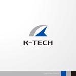 sa_akutsuさんの株式会社K-TECHシンボルマークロゴの依頼への提案
