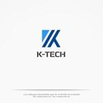 yahhidyさんの株式会社K-TECHシンボルマークロゴの依頼への提案