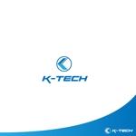 red3841さんの株式会社K-TECHシンボルマークロゴの依頼への提案