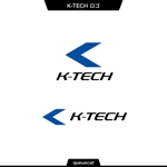 queuecatさんの株式会社K-TECHシンボルマークロゴの依頼への提案