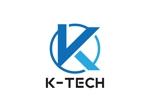 lotoさんの株式会社K-TECHシンボルマークロゴの依頼への提案
