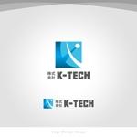 TakaJumpさんの株式会社K-TECHシンボルマークロゴの依頼への提案