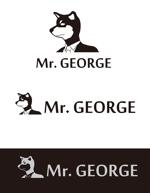 dd51さんの中年向けメンズアパレルECサイト「Mr. GEORGE/ミスタージョージ」のロゴへの提案