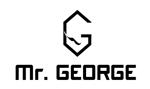 AkihikoMiyamotoさんの中年向けメンズアパレルECサイト「Mr. GEORGE/ミスタージョージ」のロゴへの提案