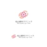kinaco_yamaさんの新規開院する眼科クリニックのロゴマーク制作への提案