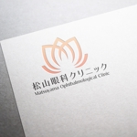 maruo_maruiさんの新規開院する眼科クリニックのロゴマーク制作への提案