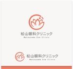 kR-designさんの新規開院する眼科クリニックのロゴマーク制作への提案