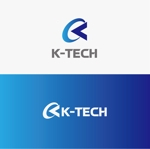 haruru2015さんの株式会社K-TECHシンボルマークロゴの依頼への提案