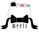 egumiさんの女性らしい可愛い靴ブランド「Meets」のロゴ制作への提案