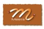 nam_350さんの女性らしい可愛い靴ブランド「Meets」のロゴ制作への提案
