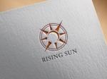 hayate_desgnさんの芸能・エンターテイメント事業/RISING SUNのロゴ制作(商標登録予定なし)への提案