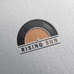 choisさんの芸能・エンターテイメント事業/RISING SUNのロゴ制作(商標登録予定なし)への提案