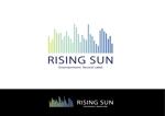 WITH_Toyoさんの芸能・エンターテイメント事業/RISING SUNのロゴ制作(商標登録予定なし)への提案