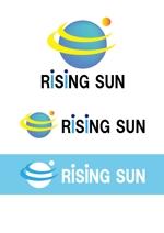yuko-nさんの芸能・エンターテイメント事業/RISING SUNのロゴ制作(商標登録予定なし)への提案