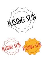 zuka326さんの芸能・エンターテイメント事業/RISING SUNのロゴ制作(商標登録予定なし)への提案