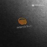 doremidesignさんの芸能・エンターテイメント事業/RISING SUNのロゴ制作(商標登録予定なし)への提案