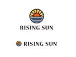 Swellmel67さんの芸能・エンターテイメント事業/RISING SUNのロゴ制作(商標登録予定なし)への提案