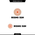 queuecatさんの芸能・エンターテイメント事業/RISING SUNのロゴ制作(商標登録予定なし)への提案
