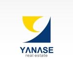 m-spaceさんの「YANASE real estate」のロゴ作成への提案